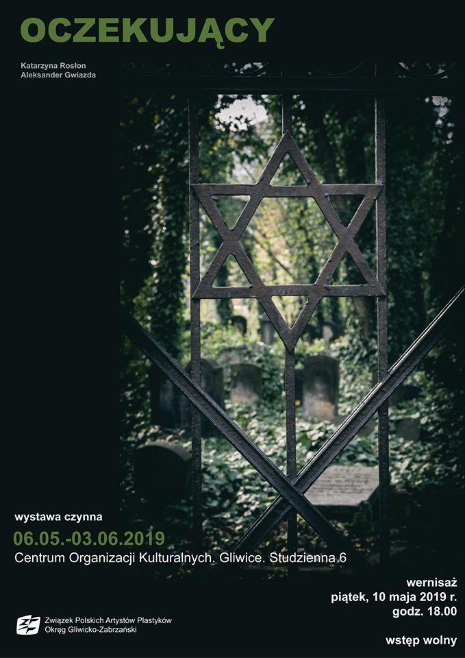 plakat promujący wystawę