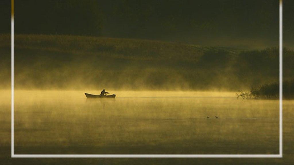 fotografia na rzece