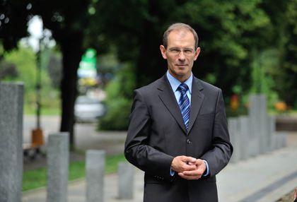 Prezydent Gliwic Zygmunt Frankiewicz