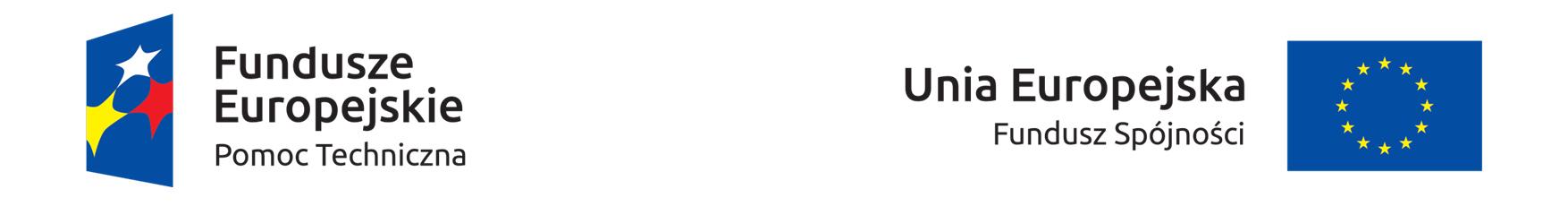 logo fundusz spójności pomoc techniczna