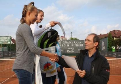 Najlepsi tenisiści z Gliwic nagrodzeni!