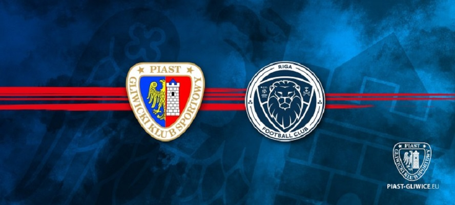 Piast, FC Riga, Piłka nożna