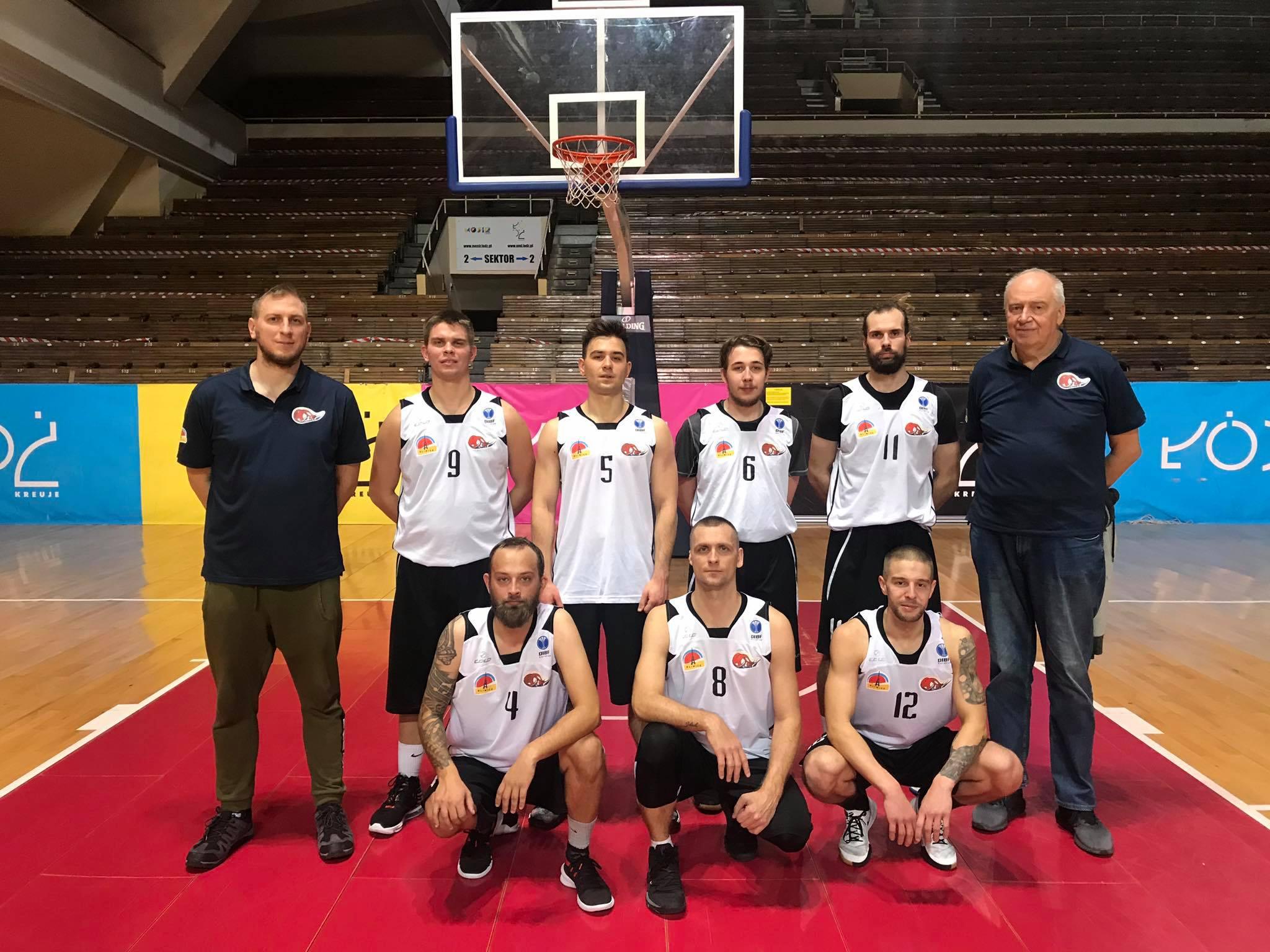 Koszykarze MIG Gliwice