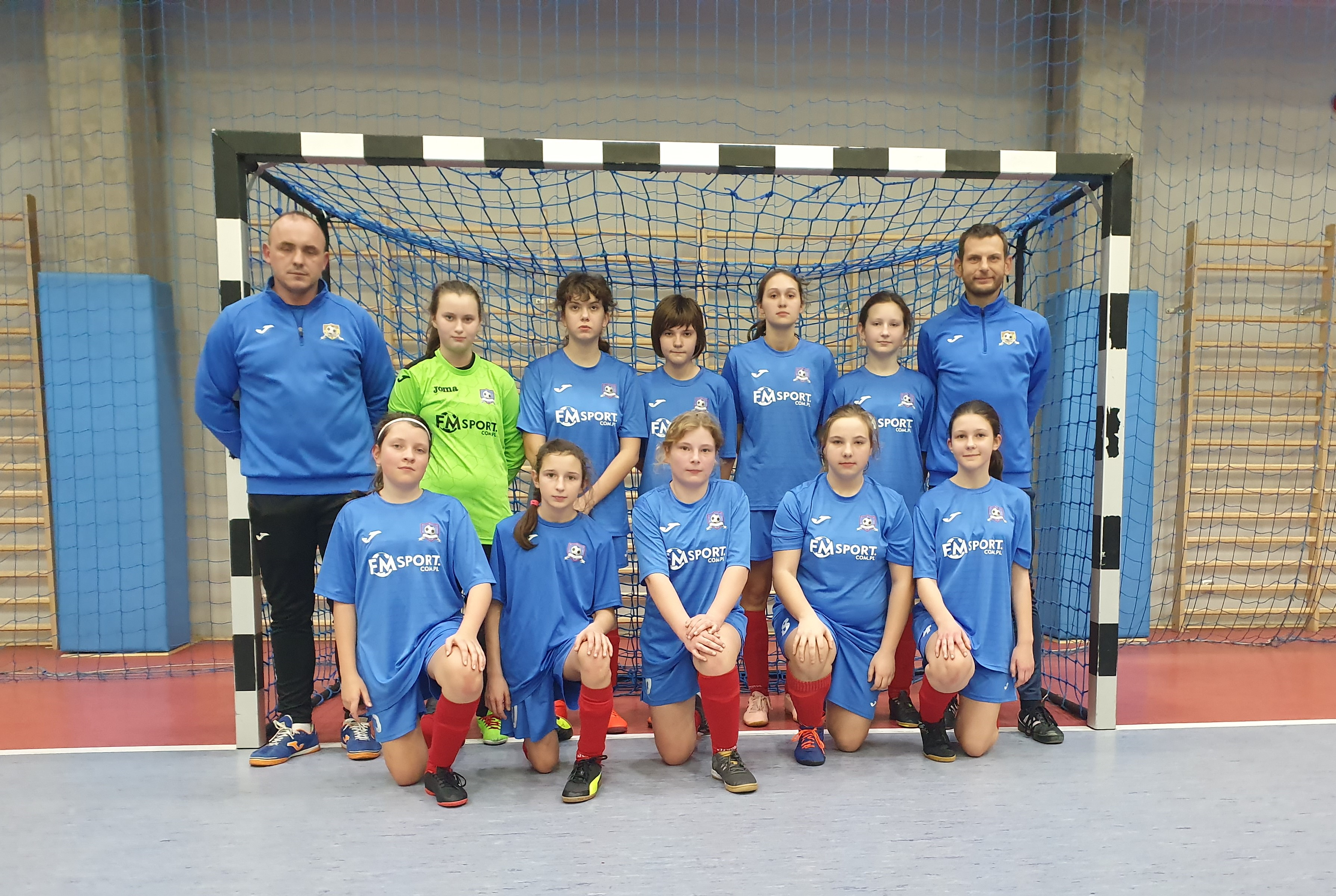 zawodniczki Śląskiej Akademii Futsalu