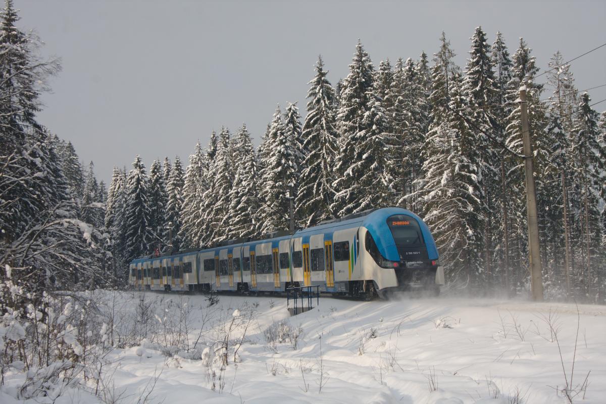 Koleje Śląskie bezpłatne podczas ferii po raz drugi