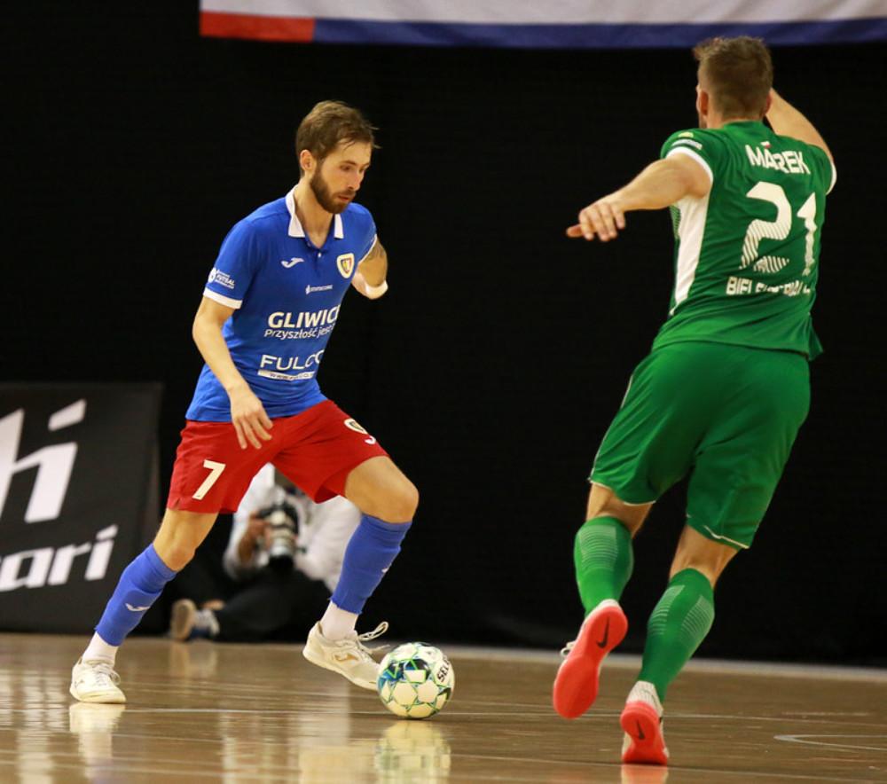 Futsaliści Piasta Gliwice podejmują Podbeskidzie