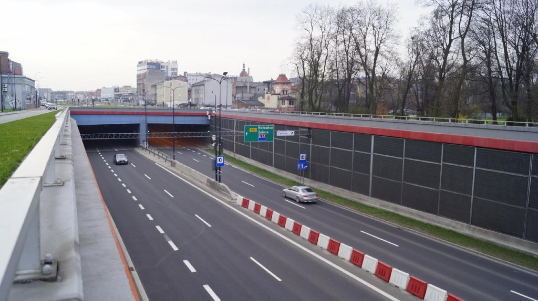 Tunel DTŚ
