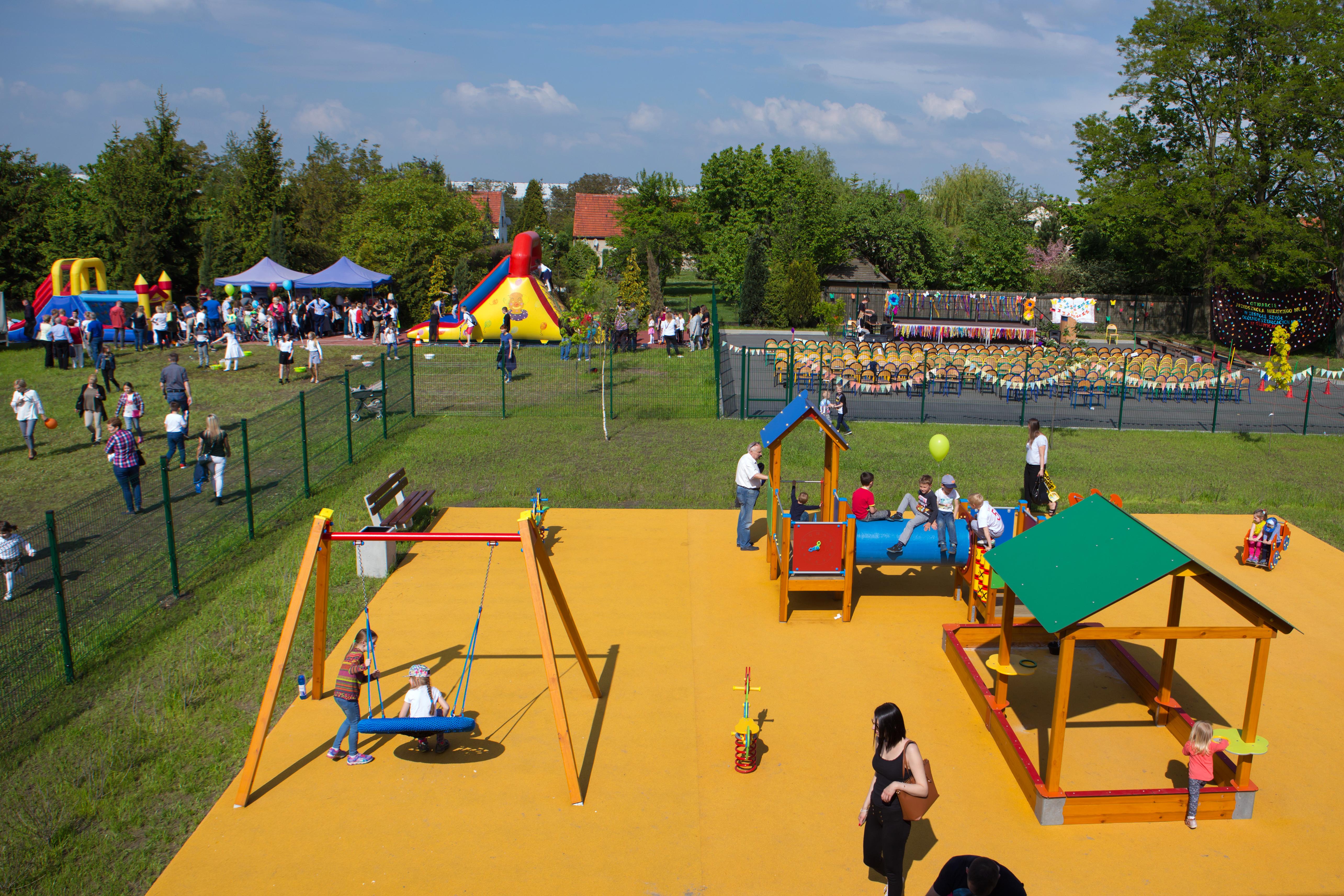 oficjalne otwarcie przedszkola w Brzezince