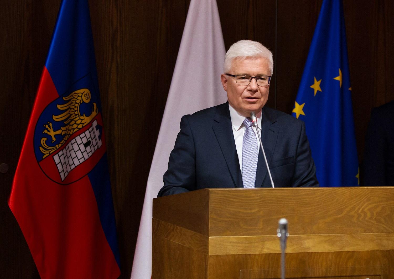 nowy prezydent Gliwic Adam Neumann