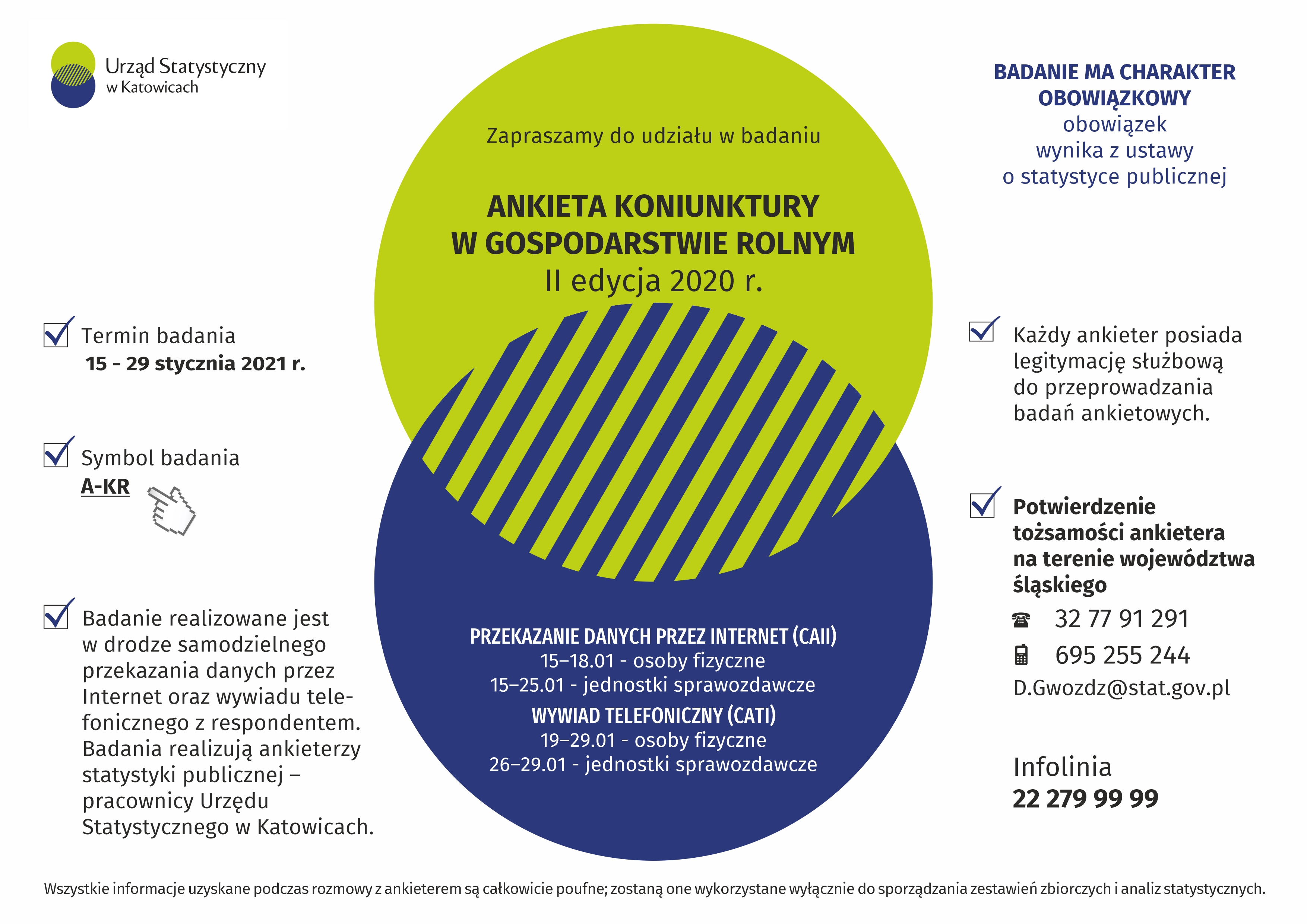 baner urzędu statystycznego