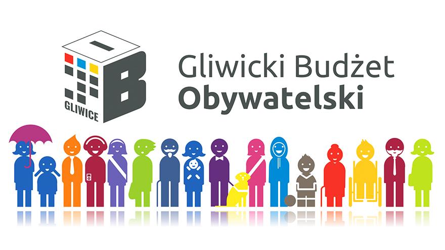 gliwicki budżet obywatelski baner