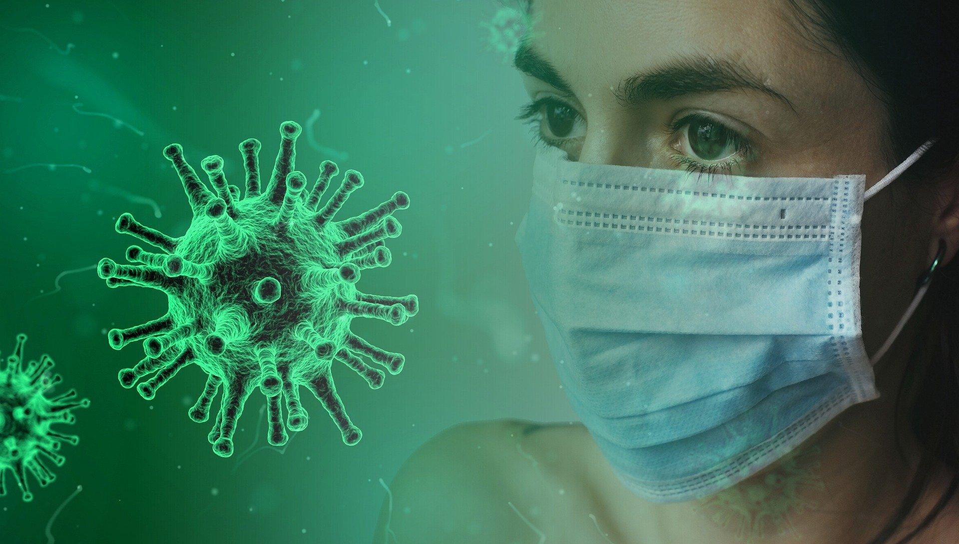 coronavirus baner