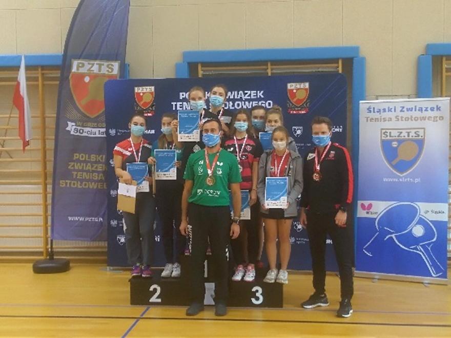 Mistrzostwa Polski Juniorów w tenisie stołowym
