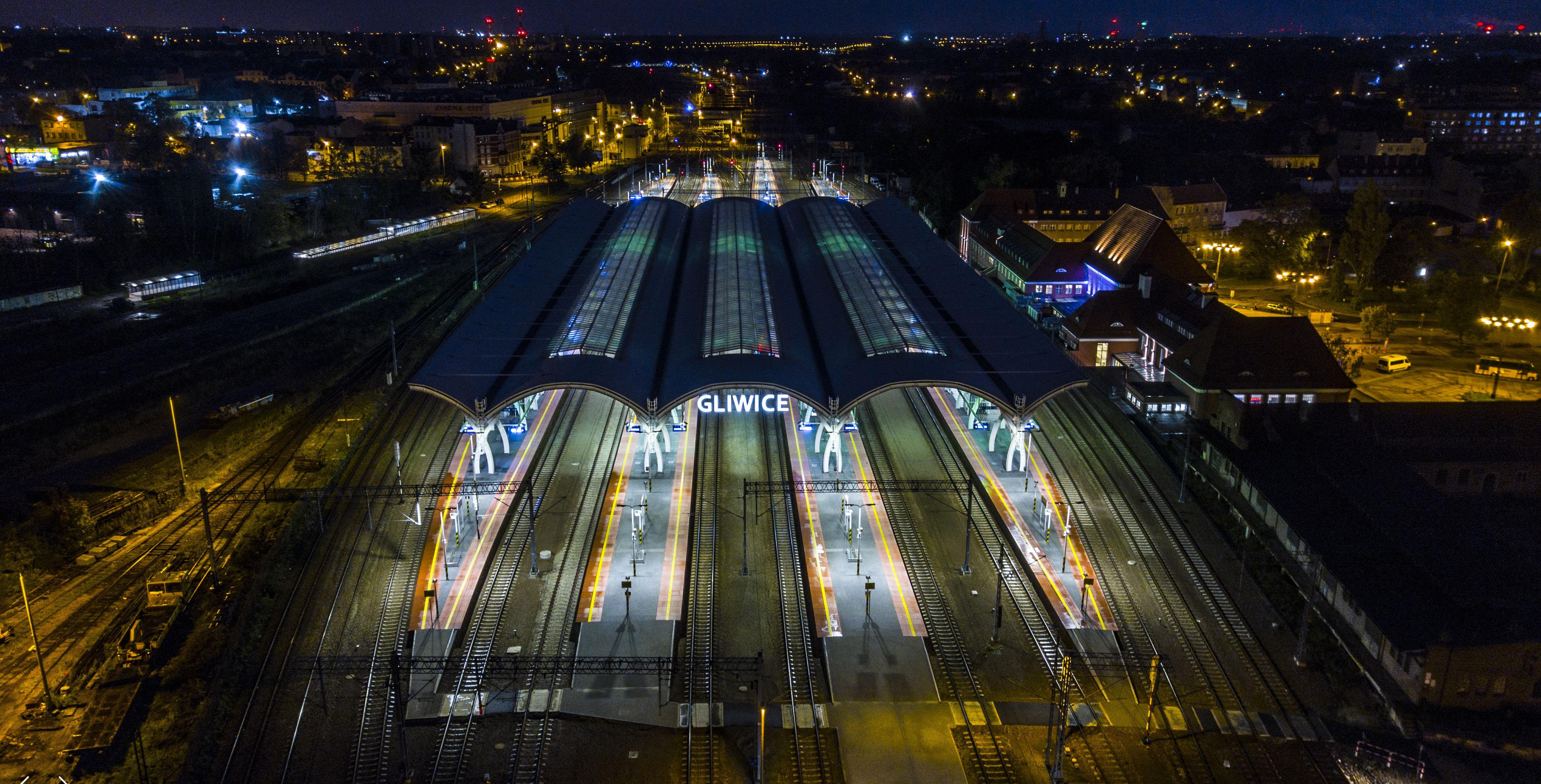 stacja Gliwice