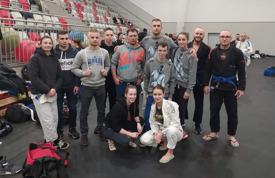 Zawodnicy BJJ Factory na XVI Mistrzostwach Polski w Brazylijskim JiuJitsu