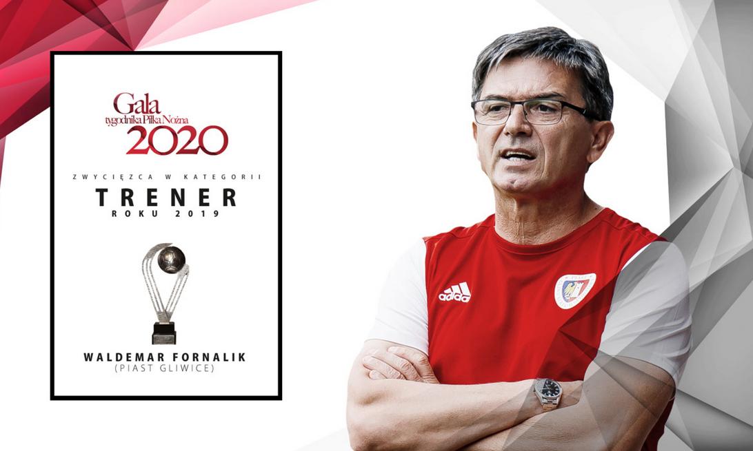 Waldemar Fornalik trener roku