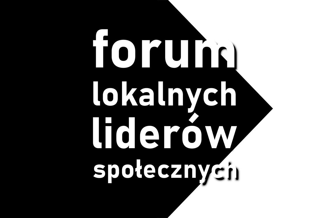 Logo Forum Lokalnych Liderów Społecznych