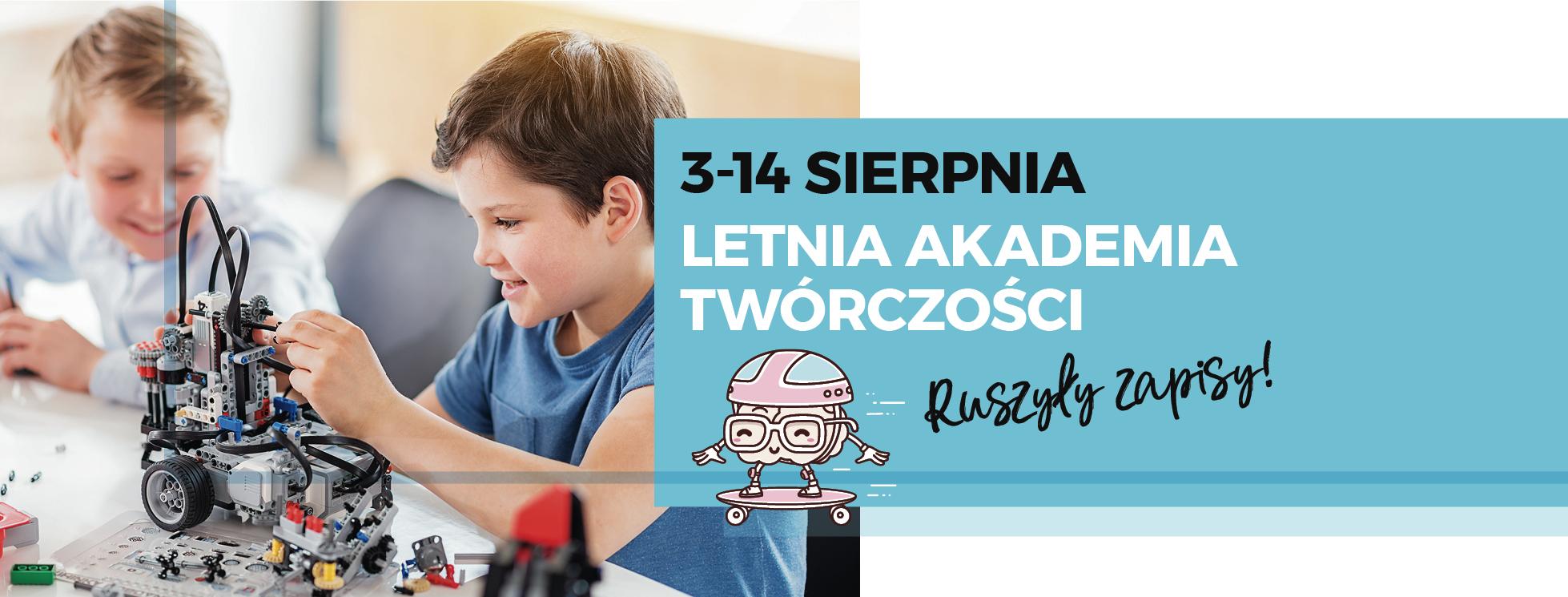 warsztaty dla dzieci w Forum Gliwice