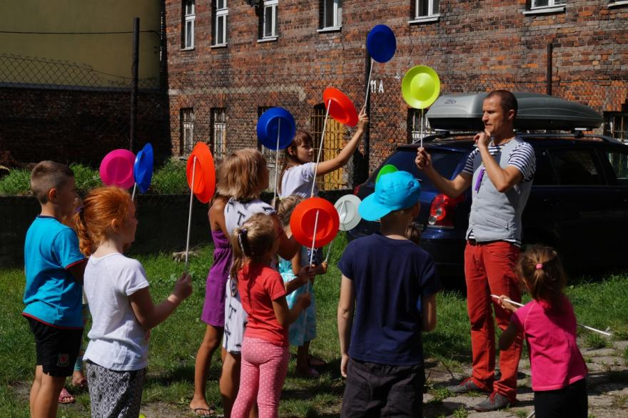 streetworking w Gliwicach