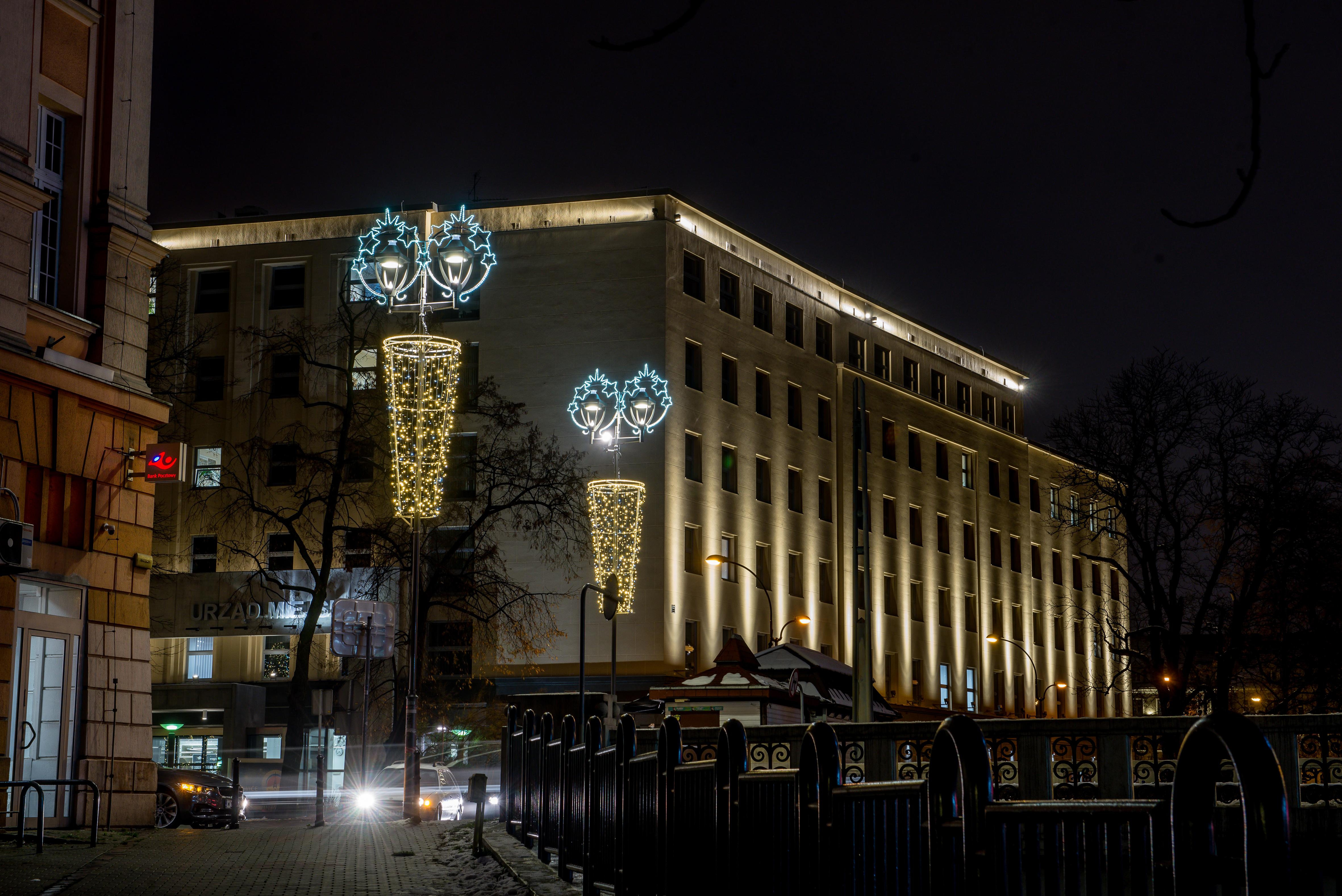 Budynek Urzędu Miejskiego w Gliwicach