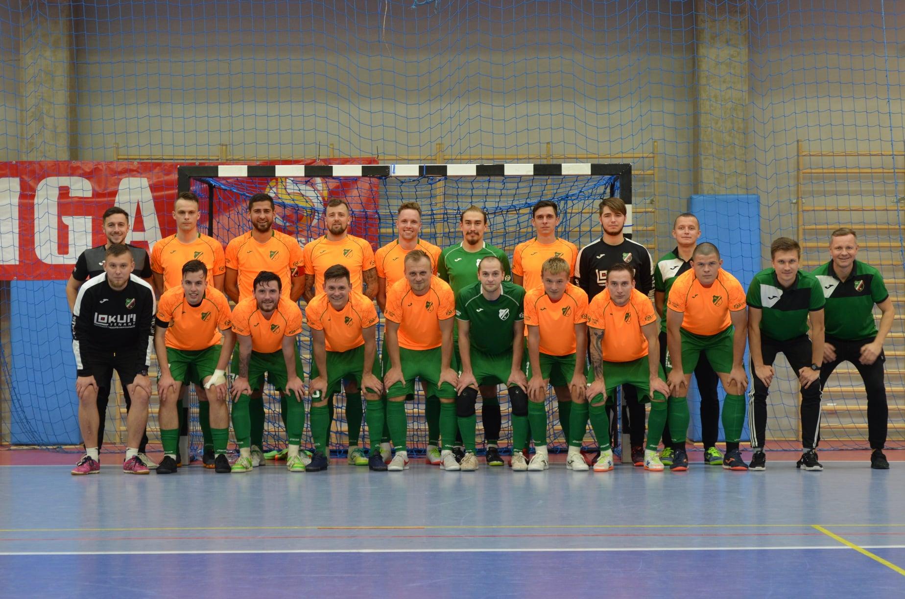 Futsal Sośnica