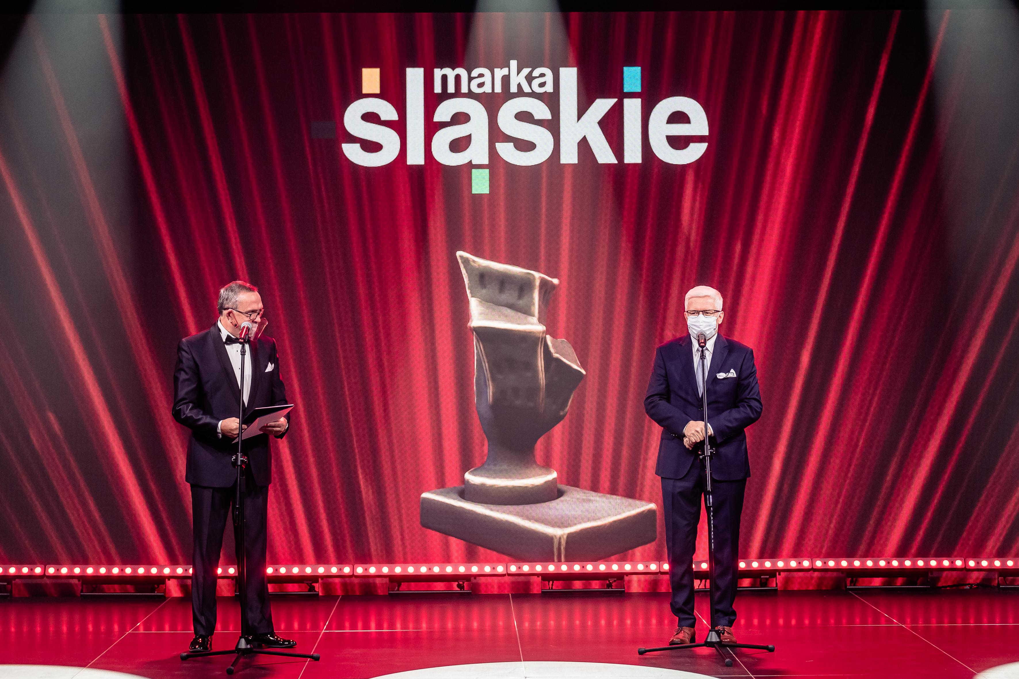 Prezydent Gliwic i prezes RIPH na scenie