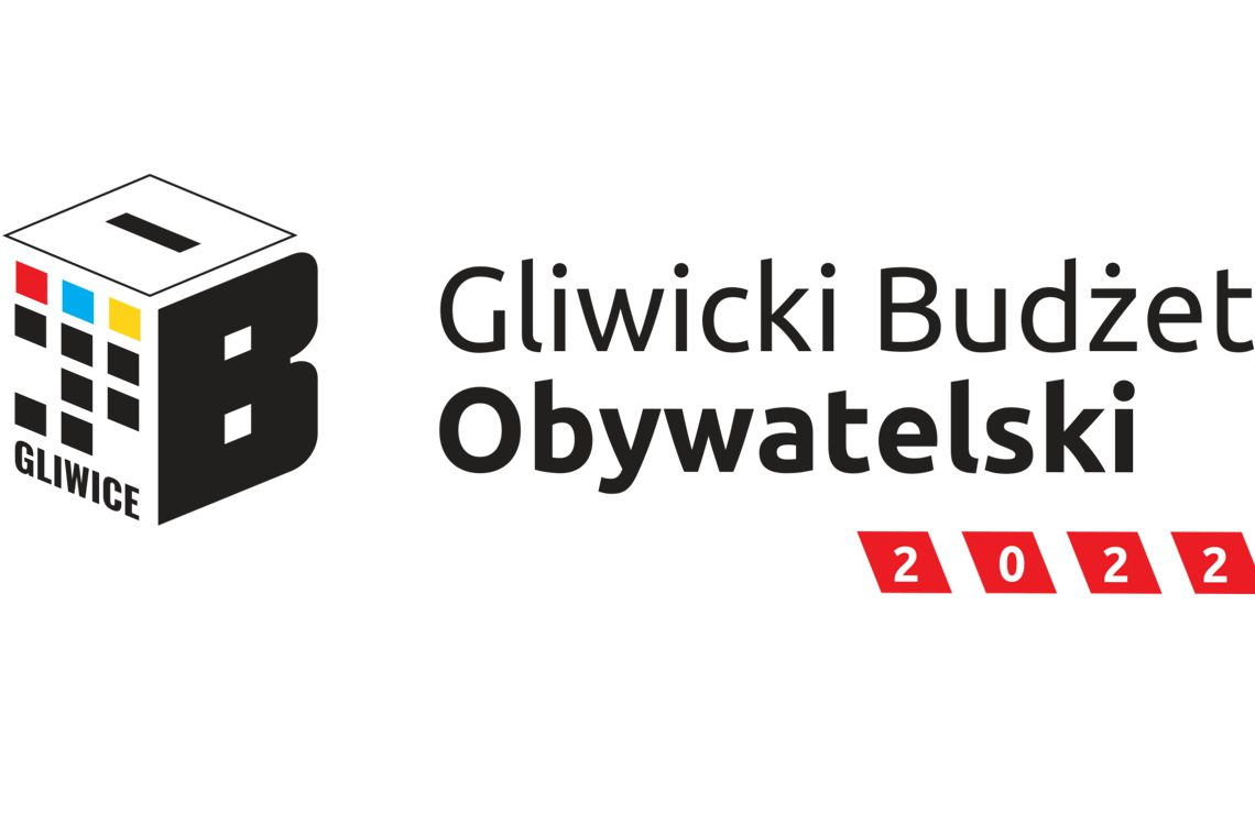 logo gliwickiego budżetu obywatelskiego