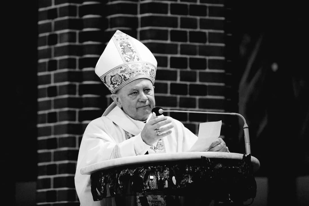 Ksiądz Biskup Gerard Kusz