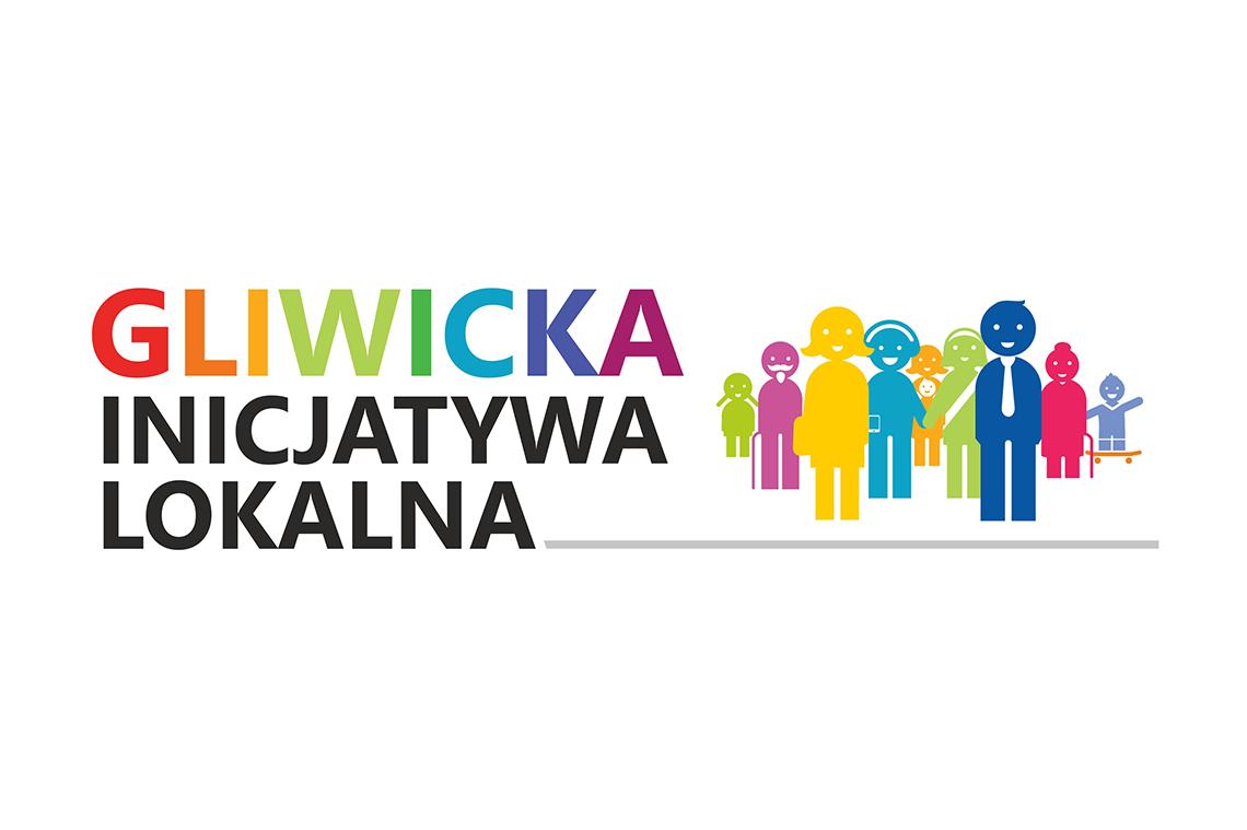 Logo Gliwickiej Inicjatywy Lokalnej