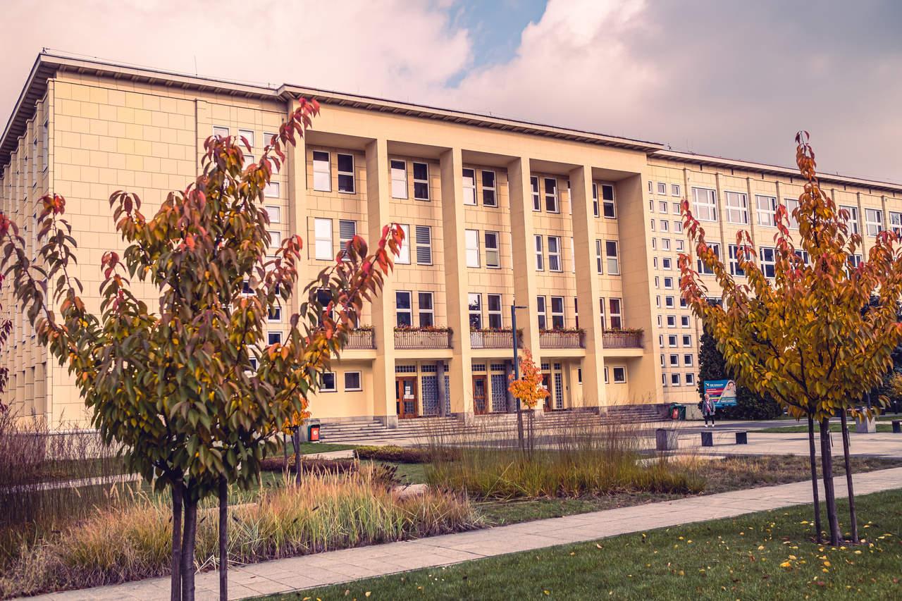 budynek Politechniki Śląskiej