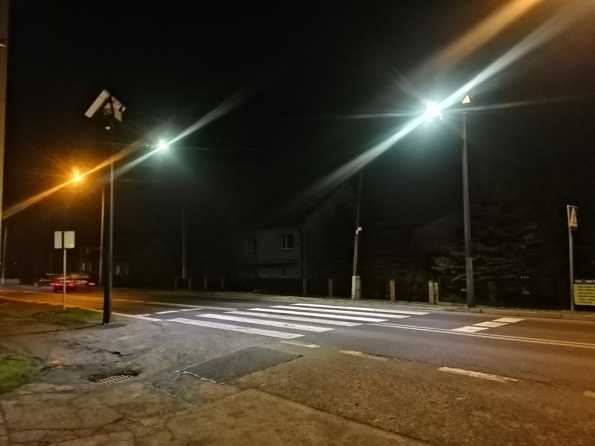 lampy na Daszyńskiego