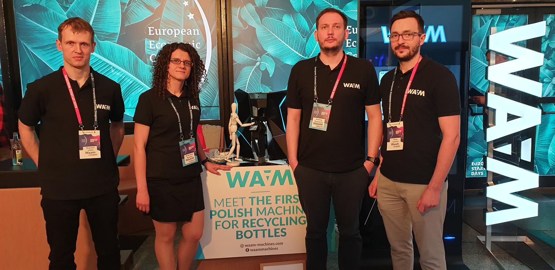 startup WAAM