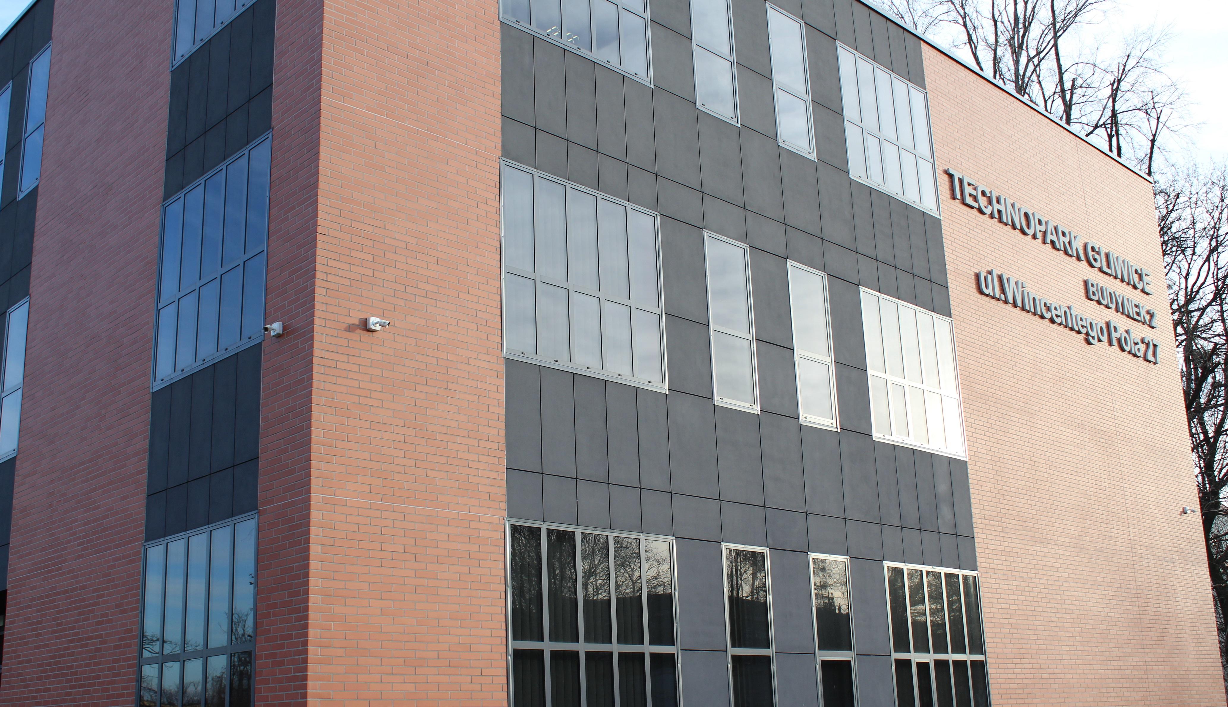 budynek Technoparku