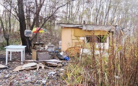 legowisko bezdomnych
