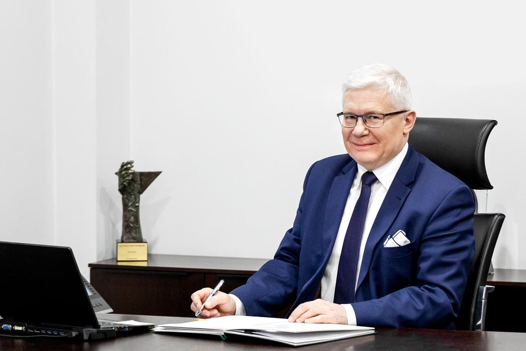 prezydent Gliwic Adam Neumann