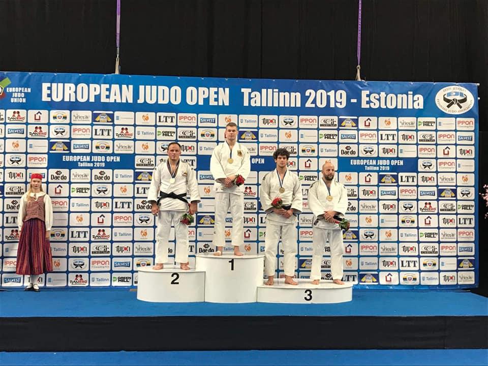 judo Kacepr Szczurowski
