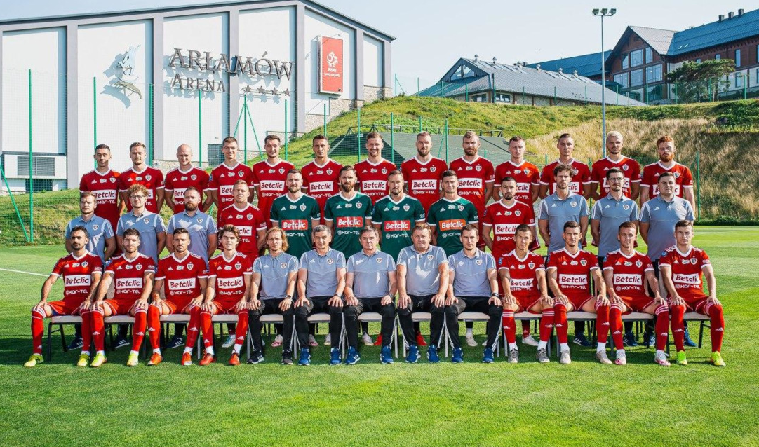 kadra Piasta Gliwice na sezon 2020/21