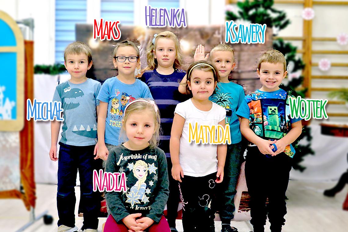 dzieci, które wypowiadają sie w sondze