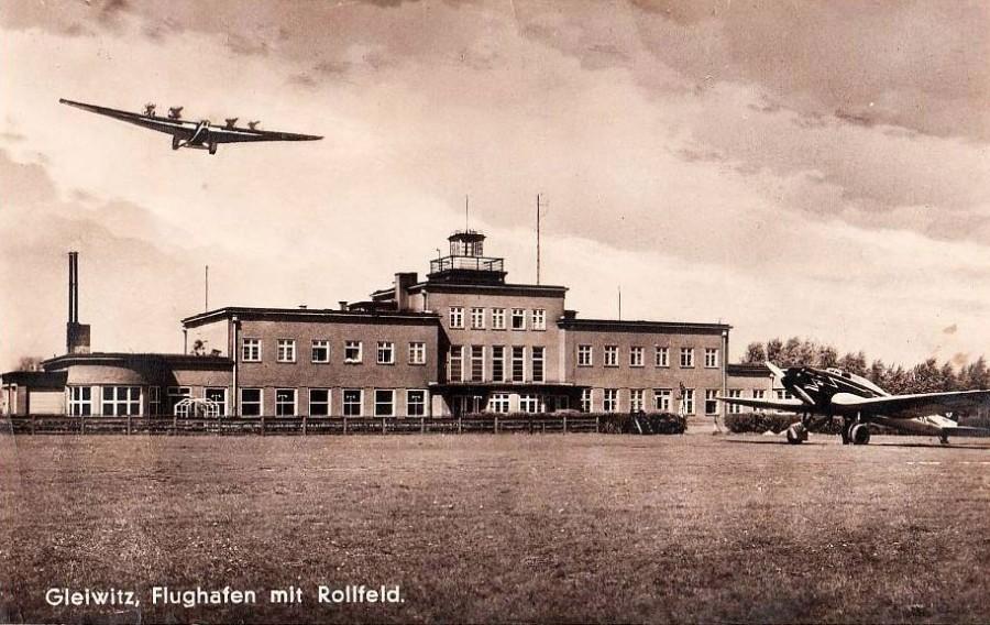 lotnisko w Gliwicach