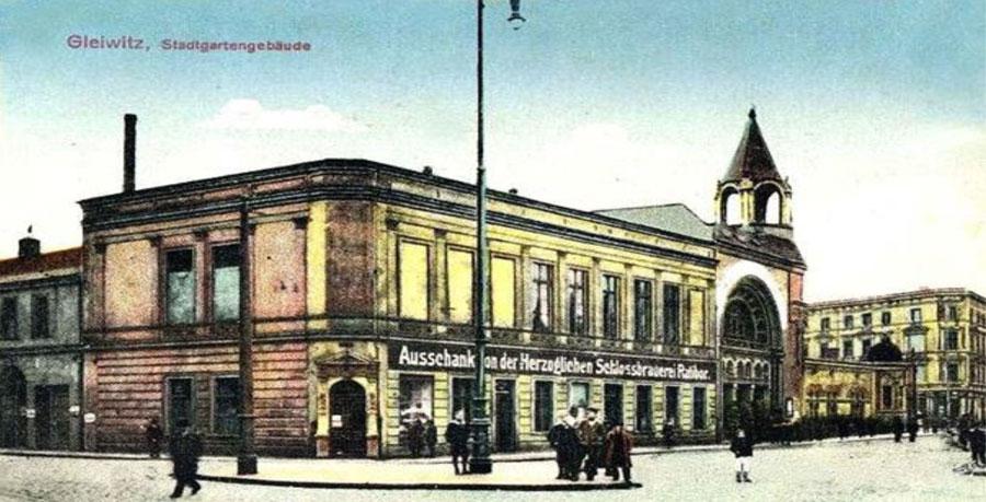 Dawne kino miejskie