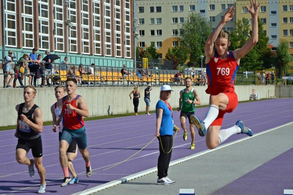 zawody lekkoatletyczne