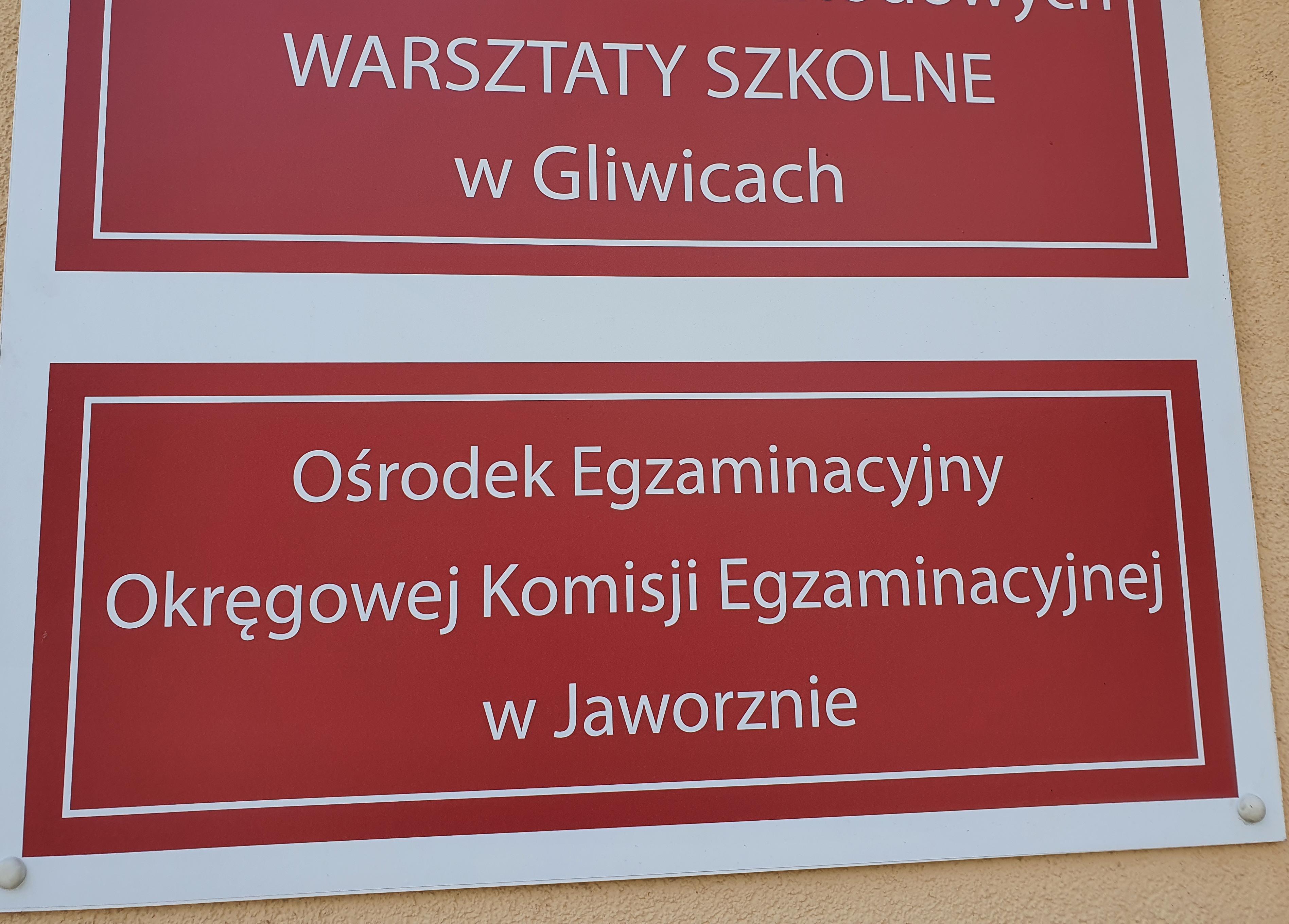 Ośrodek Egzaminacyjny