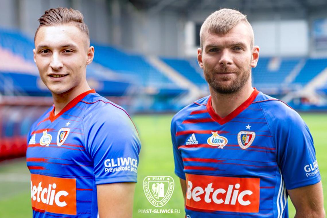 Bartosz Rymaniak i Dominik  Steczyk