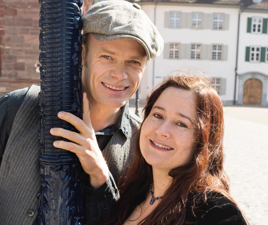 Petter Udland Johansen i Arianna Savall