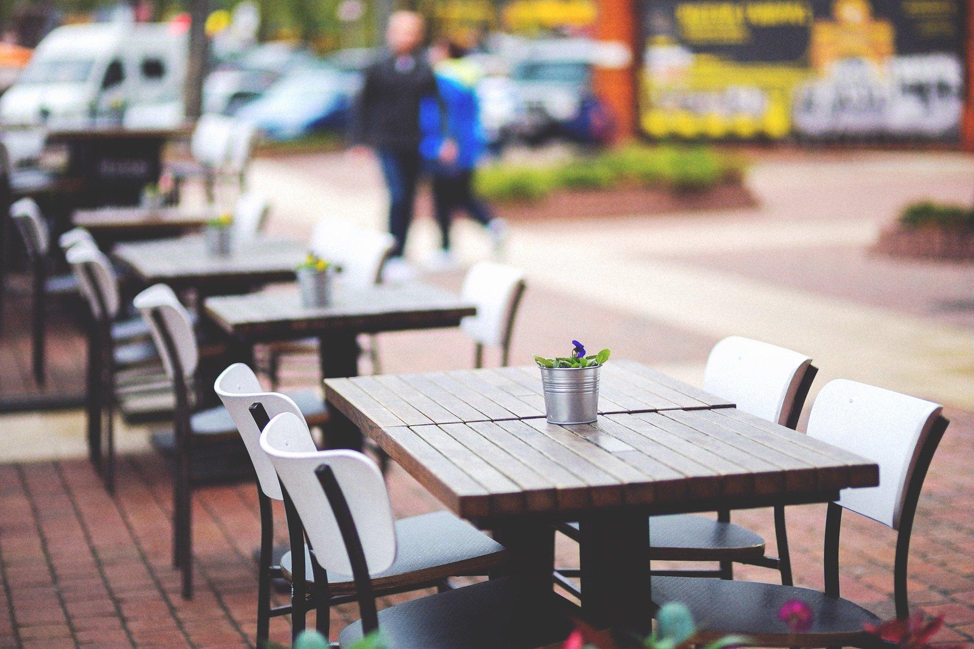 stoliki restauracja
