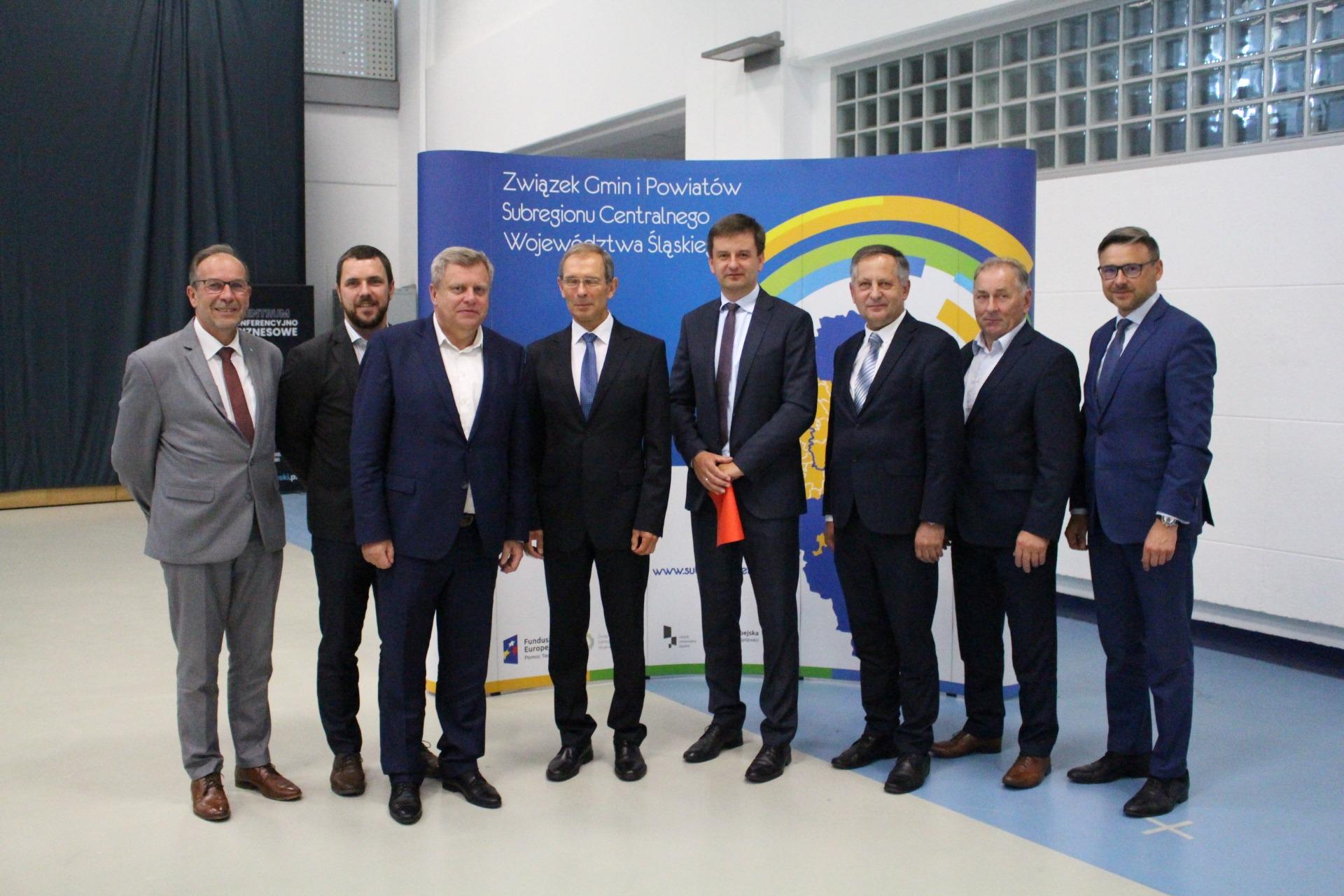 zarząd Subregionu Centralnego