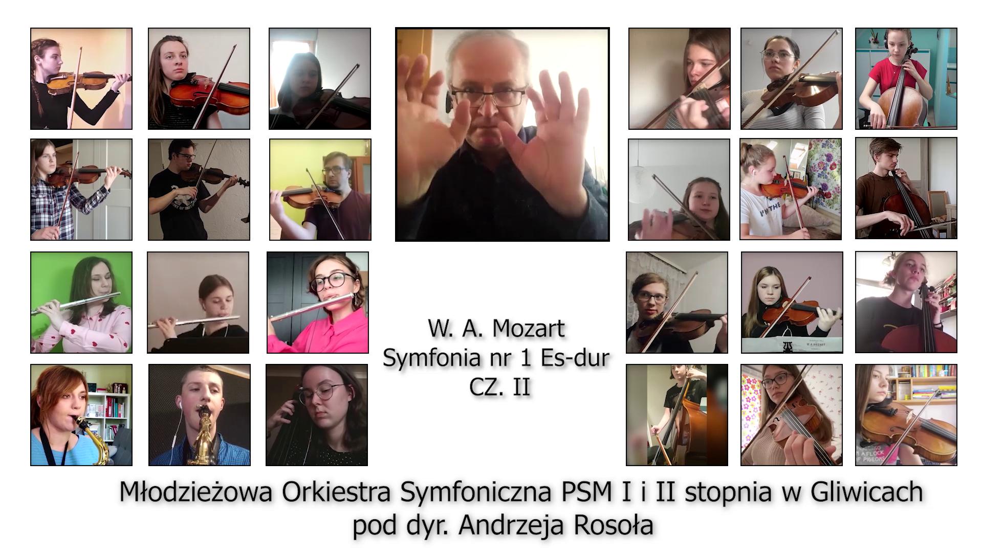 Uczniowie PSM w Gliwicach muzykują mimo pandemii