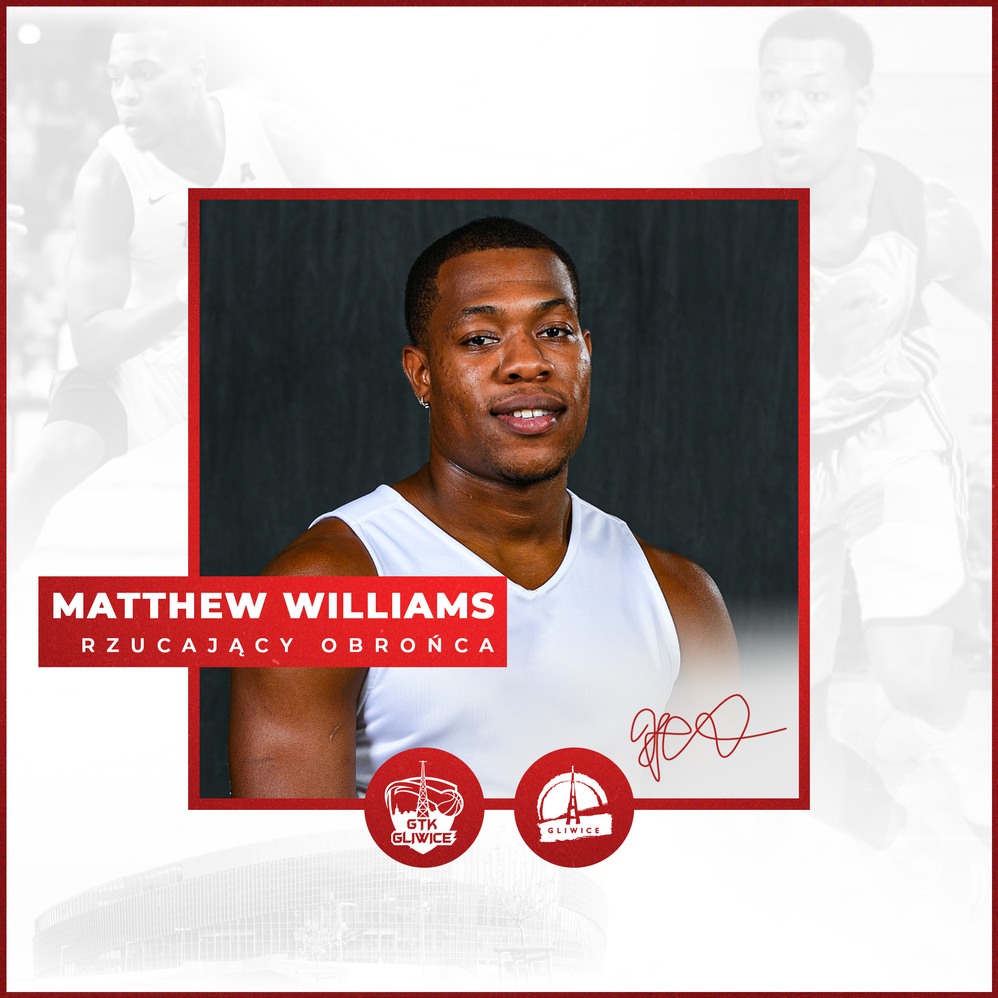 Matthew Williams