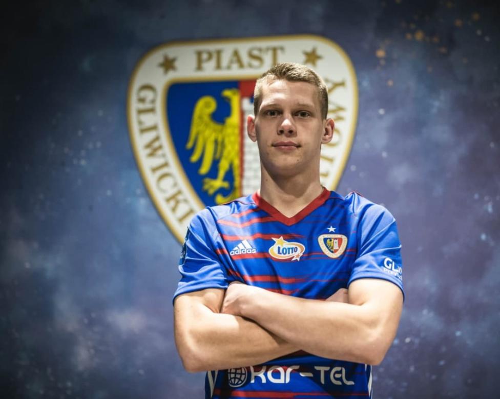 nowy zawodnik Piasta Gliwice