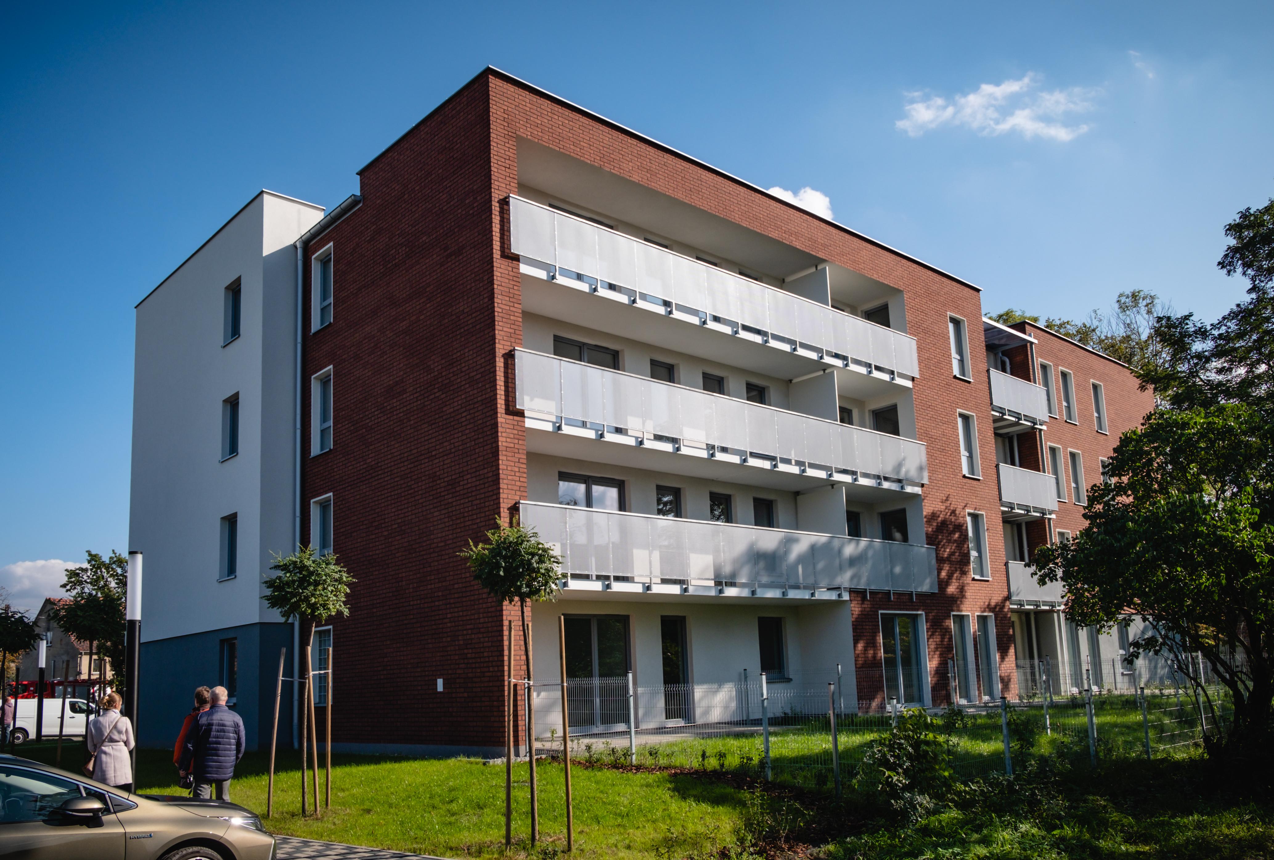 budynek miejski przy Anny Jagiellonki